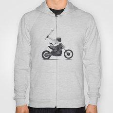 Guerilla Biker Hoody