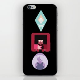 The Crystal Gems iPhone Skin