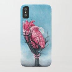 Heart's Apart Slim Case iPhone X