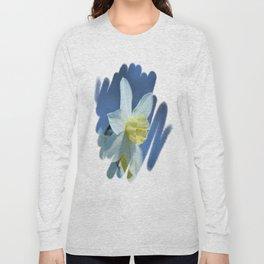 Daffodil in Spring Long Sleeve T-shirt