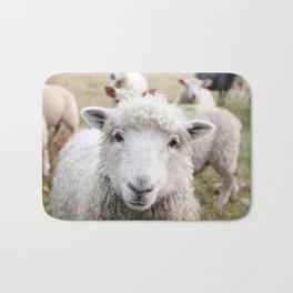 Sheep Friend Bath Mat