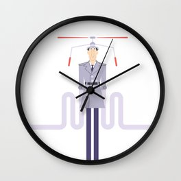 Inspector Gadget Wall Clock