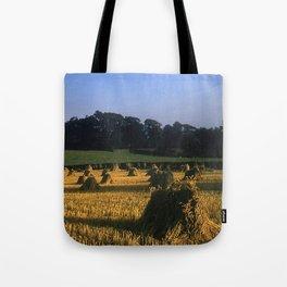 English countryside * 1950's * Vintage Photo * Farm * Kodachrome * Color * England Tote Bag