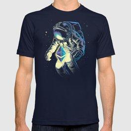 Space Ethereum - Navy Version T-shirt