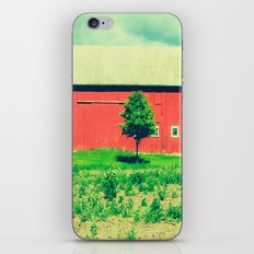 Nicholson barn (2)  iPhone & iPod Skin