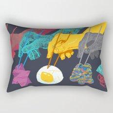 Top Ramen Rectangular Pillow
