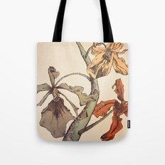 Hello Orchids Tote Bag