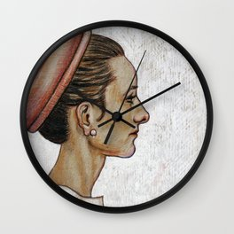 Iconic Audrey Wall Clock