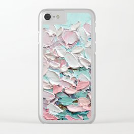 Yoshino Bouquet Clear iPhone Case