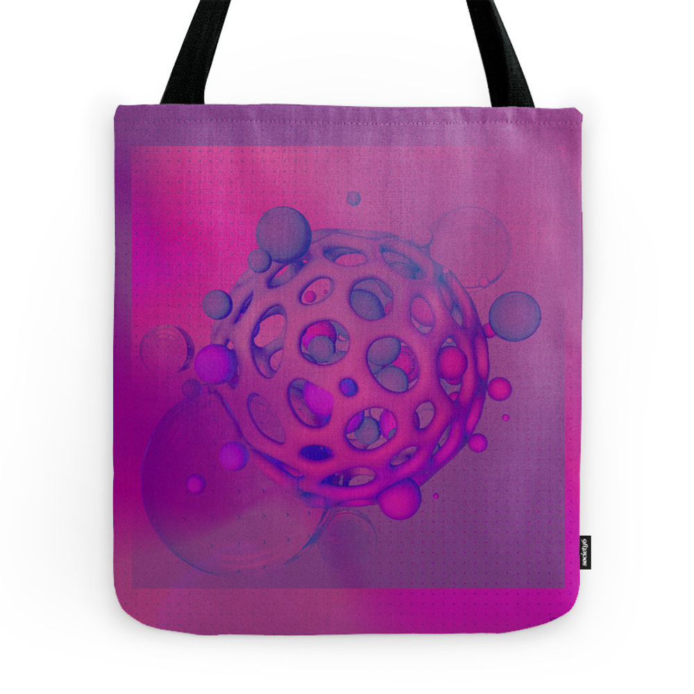 ND8 - Mix Color B Tote Purse by linco7n (TBG9937202) photo