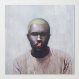 Blonde (Frank) Canvas Print