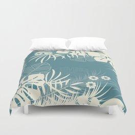 Tropical pattern 047 Duvet Cover