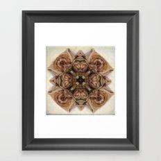 Unfolding Framed Art Print