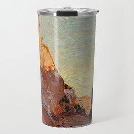 Tom Thomson - Petawawa - Canada, Canadian Oil Painting - Group of Seven Travel Mug