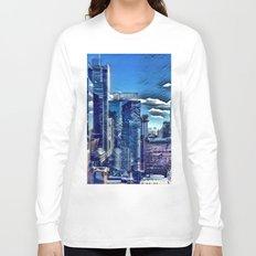Downtown City Metro Long Sleeve T-shirt