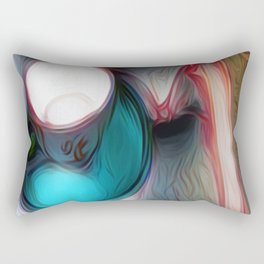 Deadline Rectangular Pillow