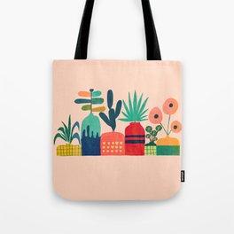 Plant mania Tote Bag