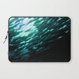 Thousands of jack fish Laptop Sleeve