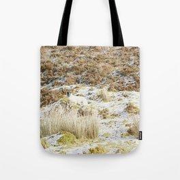 Under the Winter's Sun Tote Bag