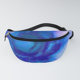 Vision in Blue Fanny Pack