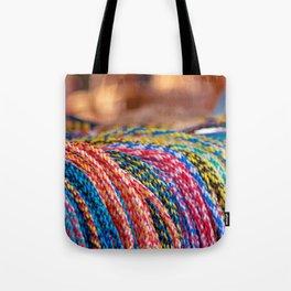 Concept Kaltblutmarkt 2018 : Ropes Tote Bag