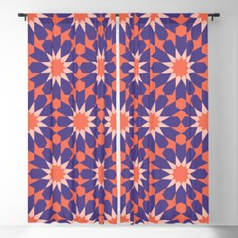 Cosy Moroccan Blackout Curtain
