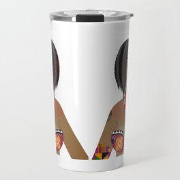 Nubian Queen Travel Mug