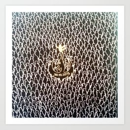 Black Book Series - Extraordinary Art Print