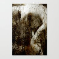 nudes Canvas Prints featuring Nudes Art by Falko Follert Art-FF77