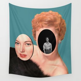 Trapped (In my memories) Wall Tapestry