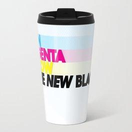 CMY new K Travel Mug