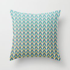 Zig & Zag Throw Pillow
