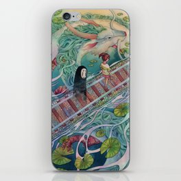 I Remember Now iPhone Skin
