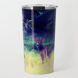 Morning in the Meadow Travel Mug
