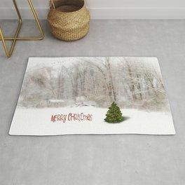 O Christmas Tree Rug