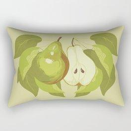 Bartlett Pear Rectangular Pillow