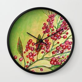 The NeverEnding Story No 72b Wall Clock