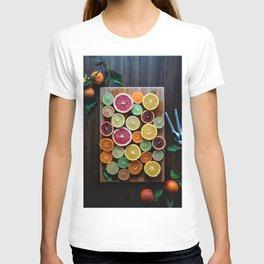 citrus #society6 #decor #buyart T-shirt