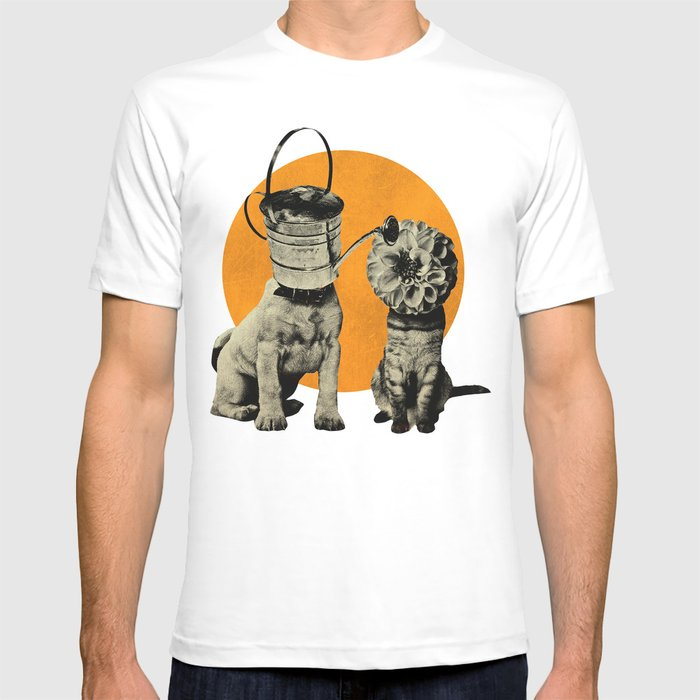Cats&Dogs T-shirt