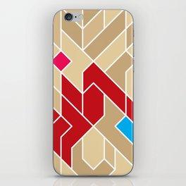 Accouchement iPhone Skin