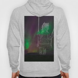 Northern lights dream Hoody