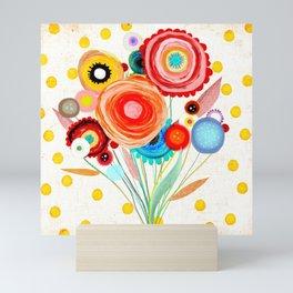 Ruth Fitta-Schulz  - Watercolour Floral Wedding Wedding Mini Art Print