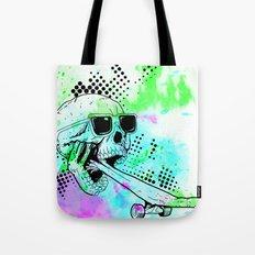 Skater Deadication Tote Bag