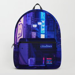 Tokyo Nights / Red Light District / Liam Wong Backpack