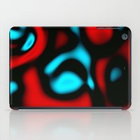 pain iPad Cases featuring Pain by Christy Leigh