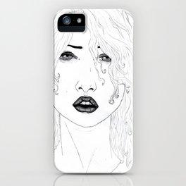 CHUBBY VOODOO  iPhone Case
