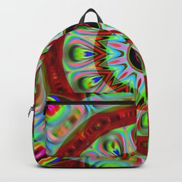 Mandala kaleidoscope Backpack