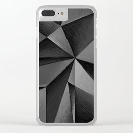 Picasso x Malevich (art collaboration:) Clear iPhone Case