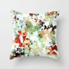 Linger #2 Throw Pillow