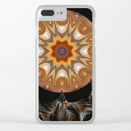 Dream Catcher ~ series1 Clear iPhone Case